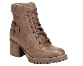 Carlos by Carlos Santana Women's Gibson Ankle Boot, Tan Brown Size 7 M NIB - $47.50