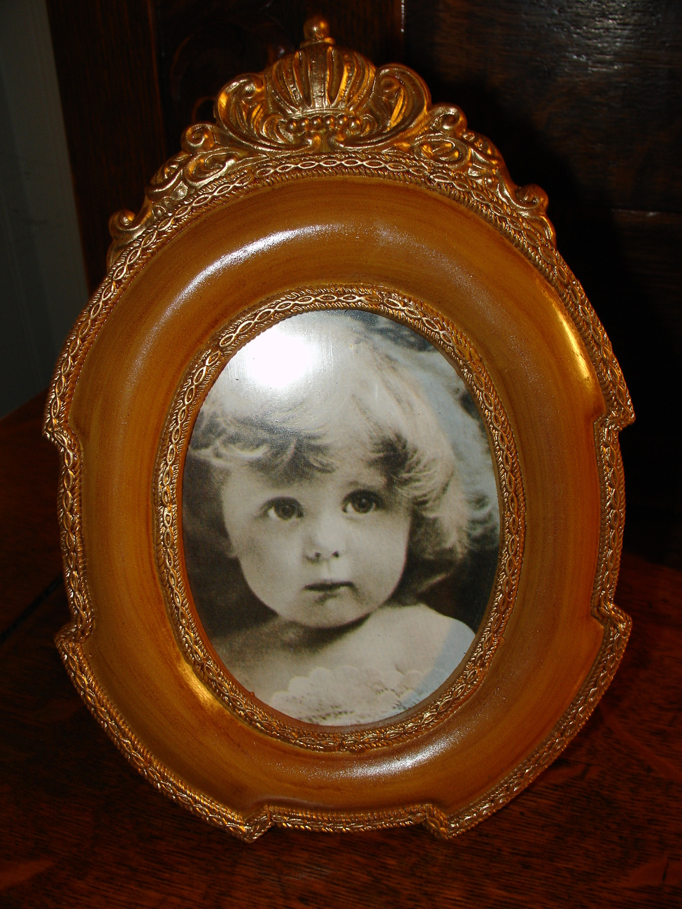 Matching Picture Frame Set of 5