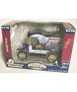 1999 REMINGTON COUNTRY 1912 FORD COIN-BANK REPLICA, NEW IN THE BOX - $9.99