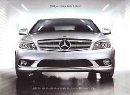 2008 Mercedes-Benz C-CLASS brochure catalog 300 350 Sport - $8.00