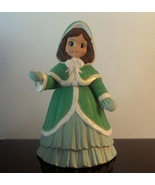 Vintage Christmas Caroler Girl Hollie 12 inches... - $24.99