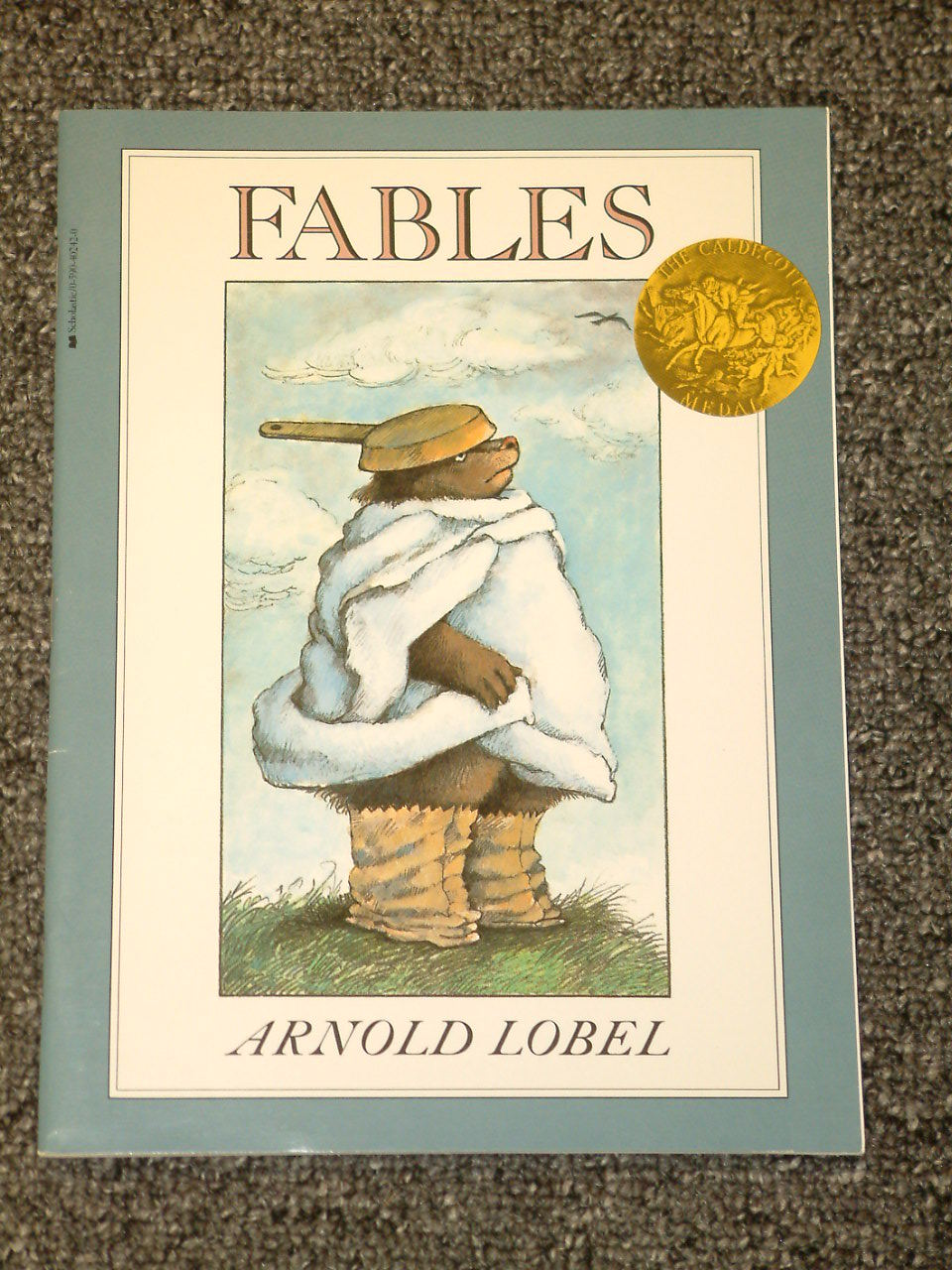 Primary image for Fables by Arnold Lobel Caldecott Medal