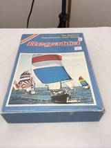Regatta Yacht Racing Vintage Sports Illustrated Board Game 1979 - $33.71