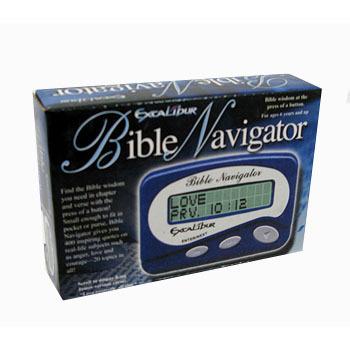 EXCALIBUR® BIBLE NAVIGATOR