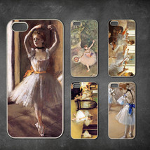 edgar degas ballerina iphone 7 case 8 case 6 case 4 5 6s cover 6+ 7+ 8+ case - $12.60+