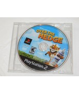 Over The Hedge ( sony PLAYSTATION 2 , 2006) PS2 Rated-E10 + Acción Aventura - $16.03