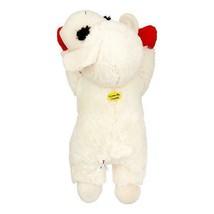 Multipet Lamb Chop Plush Dog Toy, Squeak, 24 - $26.22