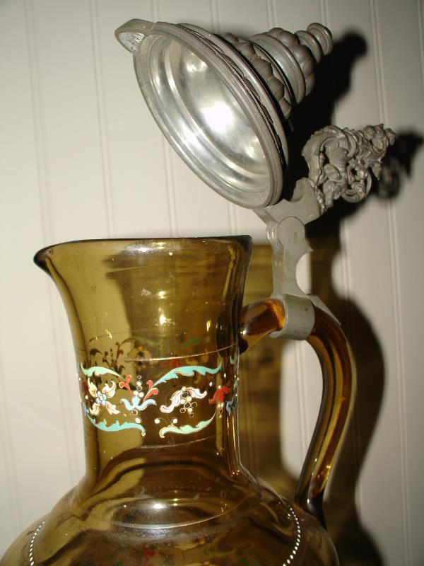 F&M Schaefer Brewing Company 1895 Beer Stein