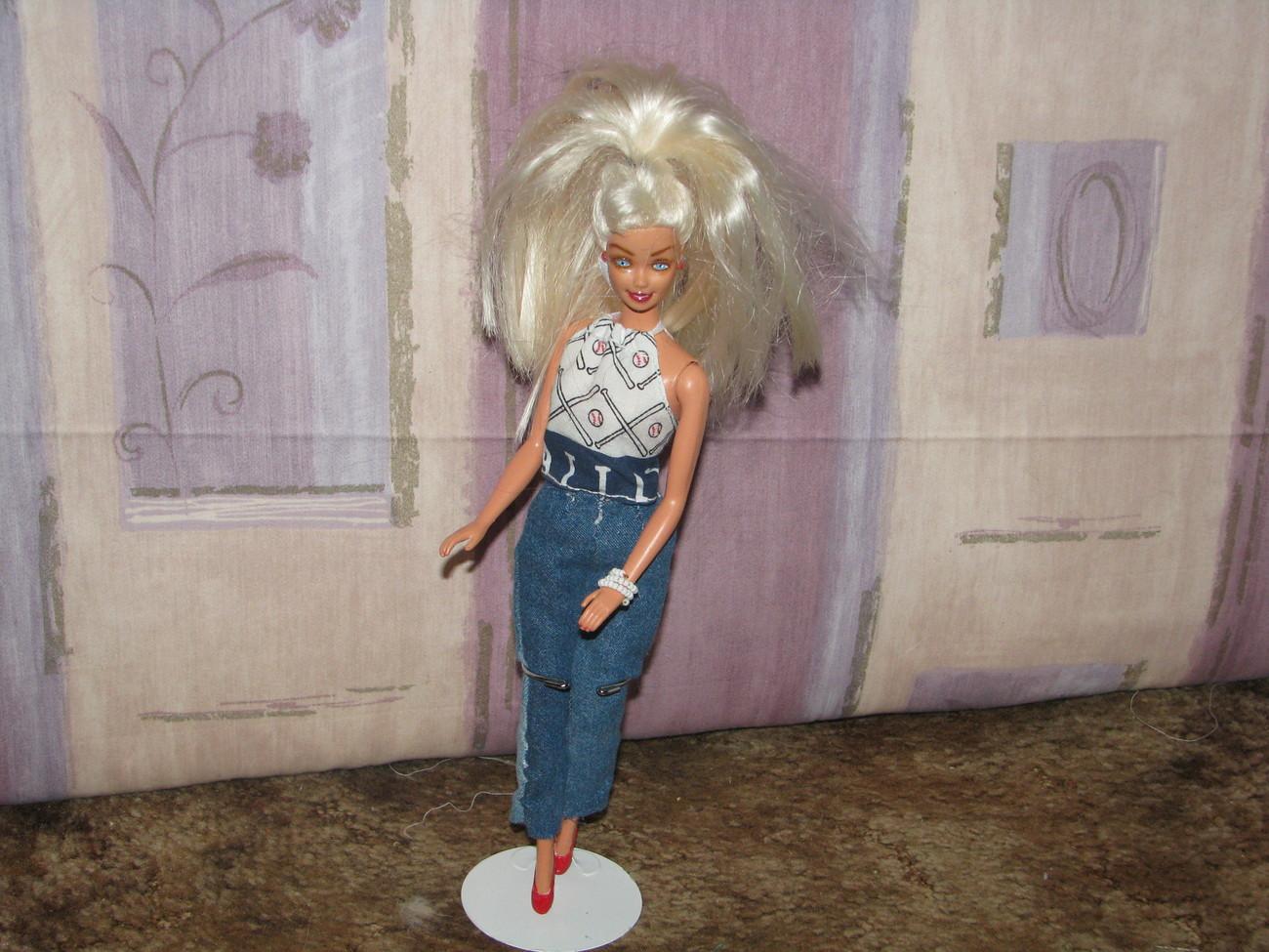 Fashion Doll Selena OOAK Barbie