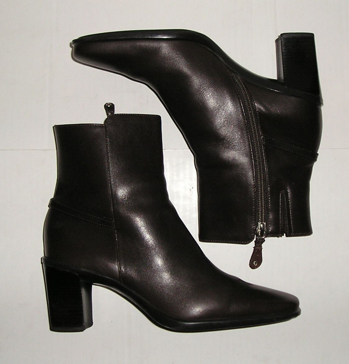 Original Mens Brown Dress Boots - Oasis Amor Fashion