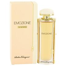 Emozione by Salvatore Ferragamo Eau De Parfum  1.7 oz, Women - $32.76