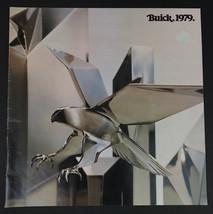 Vintage 1979 Buick Riviera, Electra Regal Century Car Sales Brochure 23 pages - $12.82