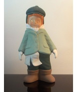 Vintage Christmas Caroler Nicholas 10.5 inches ... - $24.99