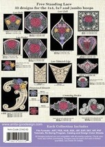 Anita's Lace Anita Goodesign Embroidery Design cd         CD ONLY - $16.82