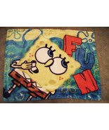 "Nickelodeon Sponge Bob Pillow Sham [Fits 26""... - $14.50"