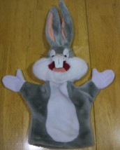 "WB BUGS BUNNY HAND PUPPET 17"" Plush Stuffed Animal - $16.50"