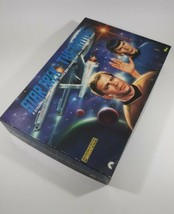 Star Trek: The Game 1992 Collector's Edition Board Game VTG w/ Box & COA #029721 - $57.04