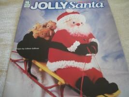 Jolly Crochet Santa - $5.00
