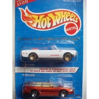 Hot Wheels Avon 1995 Exclusive Collection Father & Son