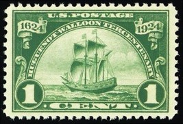 614, Superb Mint Never Hinged GEM Stamp - Stuart Katz - $29.95