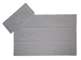 Cotton Kitchen Towels Stripes Blue & White 2/pack - $8.59