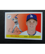 2020 Topps Archives Mini #55M-33 Will Smith Los Angeles Dodgers Baseball... - $12.99