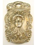 VICTORIAN STERLINE VESTA CASE - $135.00