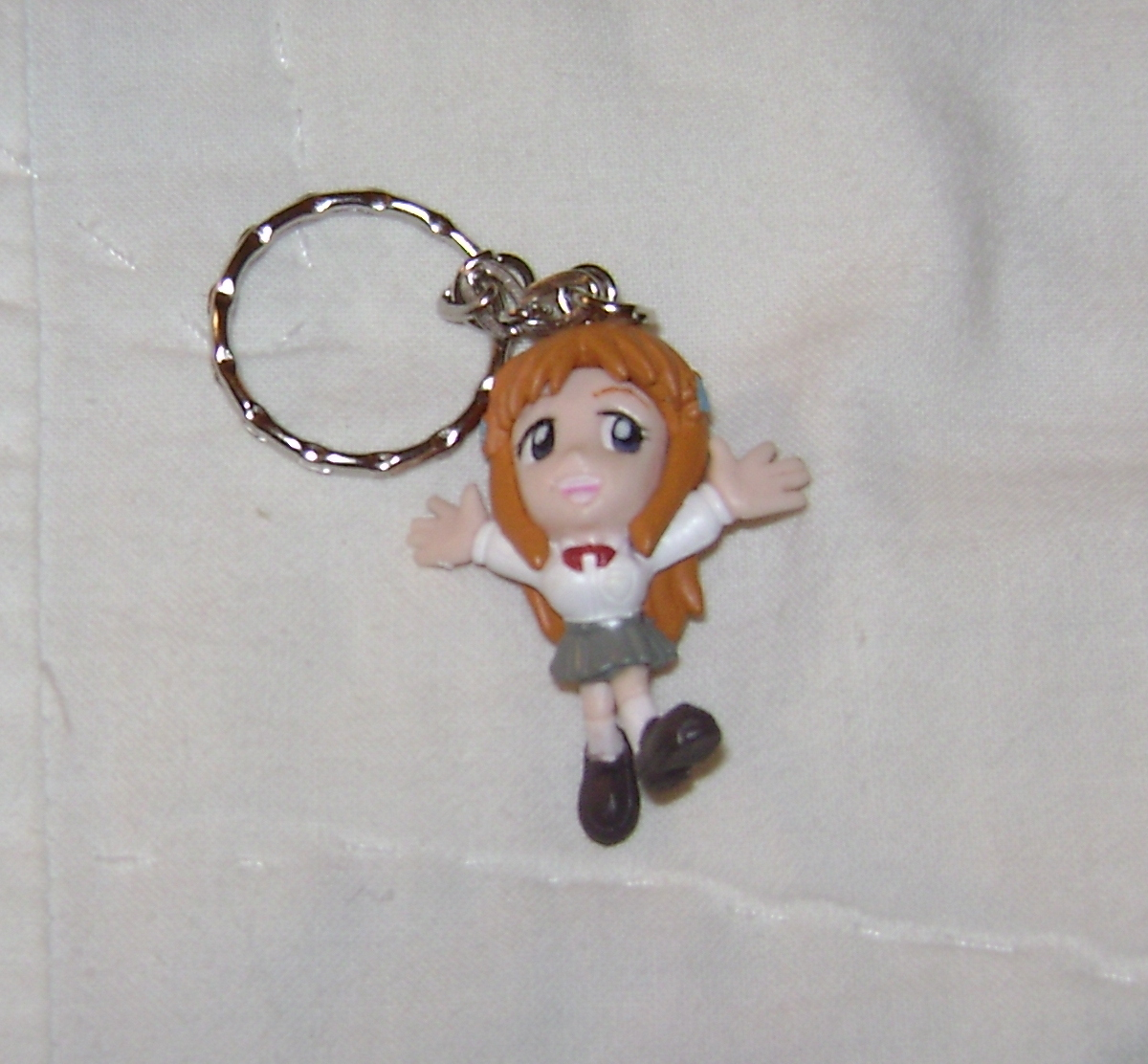 BLEACH KEYCHAIN FULL SET OF 6 IMPORTED FROM JAPAN NEW!