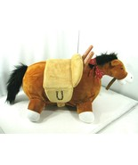 WALIKI TOY Bouncy Horse Hopping Horse Inflatable Ride-On Toddler Therapy - $24.99