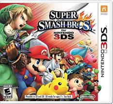 Super Smash Bros. - Nintendo 3DS [video game] - $37.72