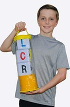 LCR Big Left Center Right Dice Game - Zip Bag Yellow - $33.48