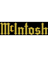 McIntosh Service and Instruction Manuals on CDROM - $10.00