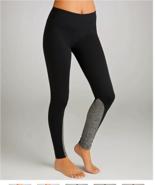 Hard Tail flat waist jodphur legging - $79.99