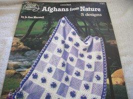 Crochet Afghans from Nature - $6.00