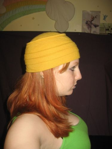 Hat Vintage1950'S Stretch, Wool Turban Style