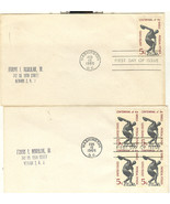 SOKOLS Centennial Physical Fitness First Day Covers - $2.00