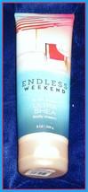 Bath & Body Works Endless Weekend Body Cream 8 fl.oz. - $11.38