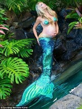 Beautiful Passionate Pregnant Mermaid – Direct Bind Only - $249.00