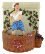 I Love Lucy Grape Stomping Musical Figure - $26.99