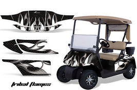 AMR RACING GRAPHIC KIT STICKER DECAL EZGO GAS GOLF CART ACCESSORIES PART... - $294.97