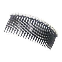 Rhinestone Hair Combs Hairpin for Bangs,3pcs