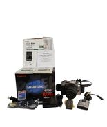 Canon EOS Rebel 300D Digital SLR Camera EF S 18-55 Kit Bundle + Many Extras - $155.00