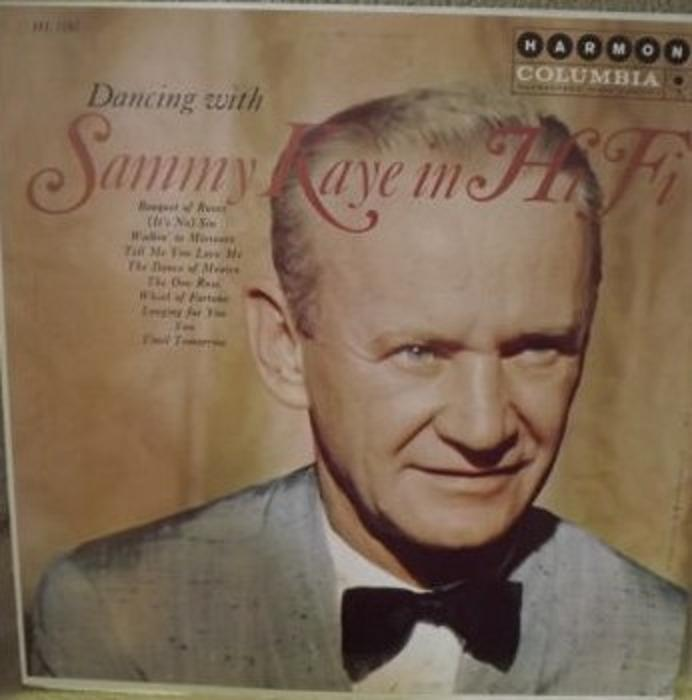 "Primary image for Sammy Kaye ""Dancing With Sammy Kaye in Hi Fi"" LP 33 RPM"