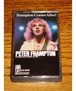 FRAMPTON COMES ALIVE CASSETTE - $55.00
