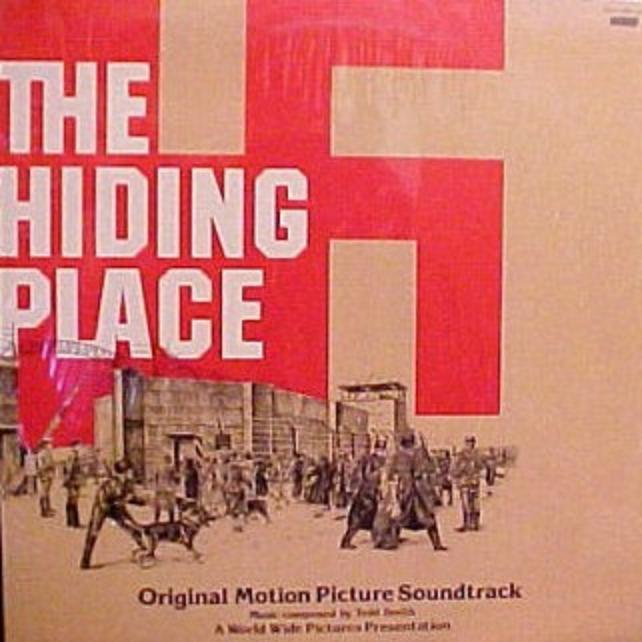 Primary image for THE HIDING PLACE 1975 WORD TEDD SMITH LP 33RPM mint