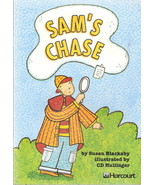 Sam's Chase by Susan Blackaby 0153230916 Grade 2 - $3.00