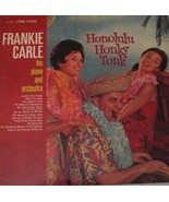 FRANKIE CARLE: Honolulu Honky Tonk (easy listening) Piano and Orchestra - $19.99