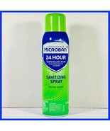 Microban 24 Antibacterial Disinfecting 24Hour Fresh Scent 15 oz Spray - $9.99