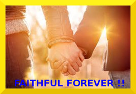 LOVE SPELL, powerful never leave me and stay faithful forever spell work... - $39.97