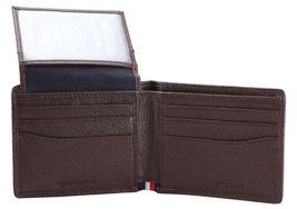 Tommy Hilfiger Men's Leather Wallet Passcase Billfold Rfid Brown 31TL220103 image 6